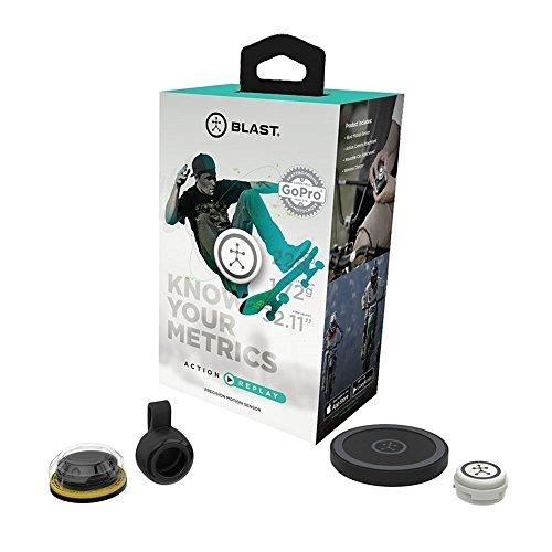 Blast Action Precision Motion Sensor