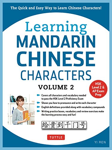 Learning Mandarin Chinese Charac...