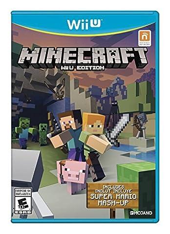 Minecraft: Wii U Edition - Wii U Standard Edition (Jake Wii)