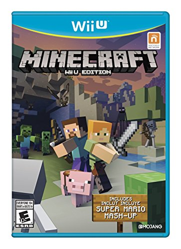 Minecraft: Wii U Edition - Wii U Standard - In Shopping America Tax On
