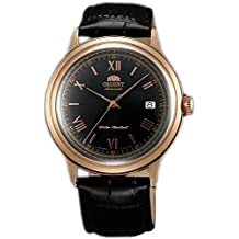 "ORIENT 2nd Gen ""Bambino 2"" Classic Automatic with Hand Winding Roman Watch FAC00006B"