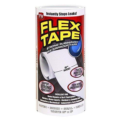Flex Tape White 8