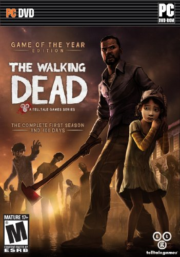 The Walking Dead Game of the Year - - Pc Games Horror
