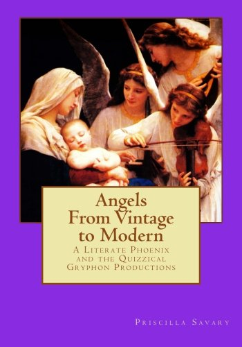 Angels - Vintage to Modern - Adult Coloring Book: By A Literate Phoenix and the Stoned Hamster pdf