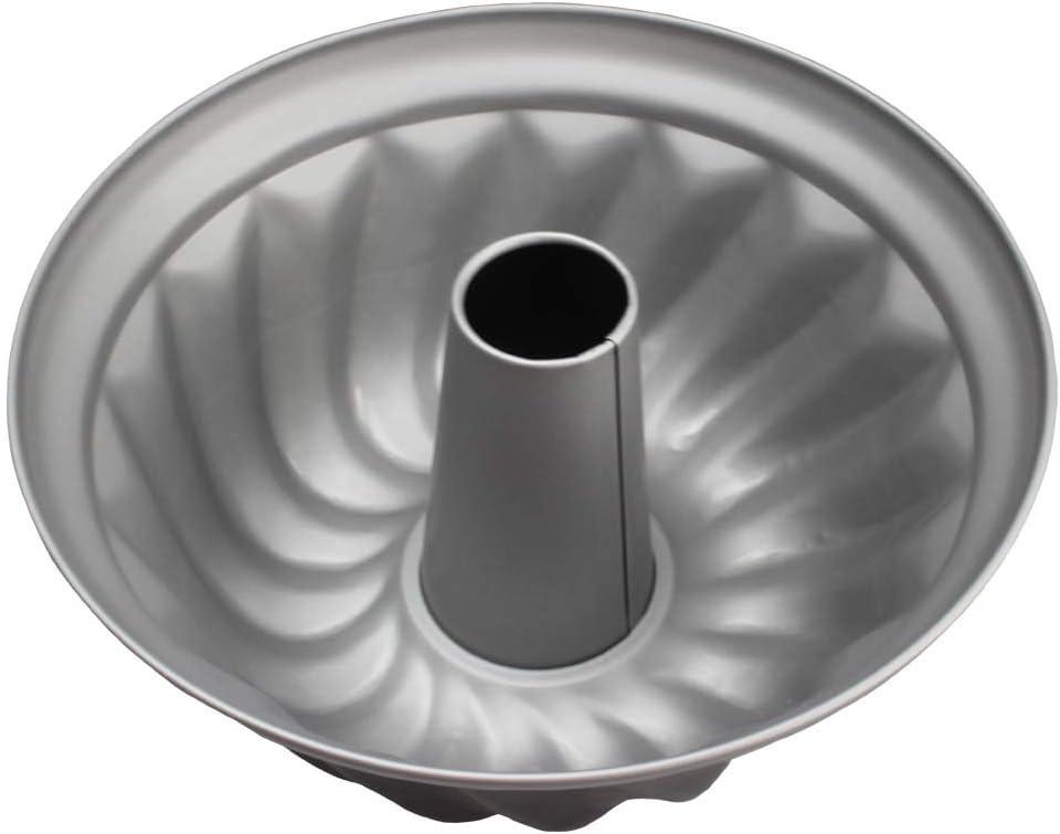 24,7cm Zenker Gugelhupfform ILAG Backform Antihaftbeschichtung 230/°C Ma/ße /Ø ca