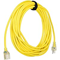 ProTeam Cord, 50 Yellow with Lifted End & Cord Wrap