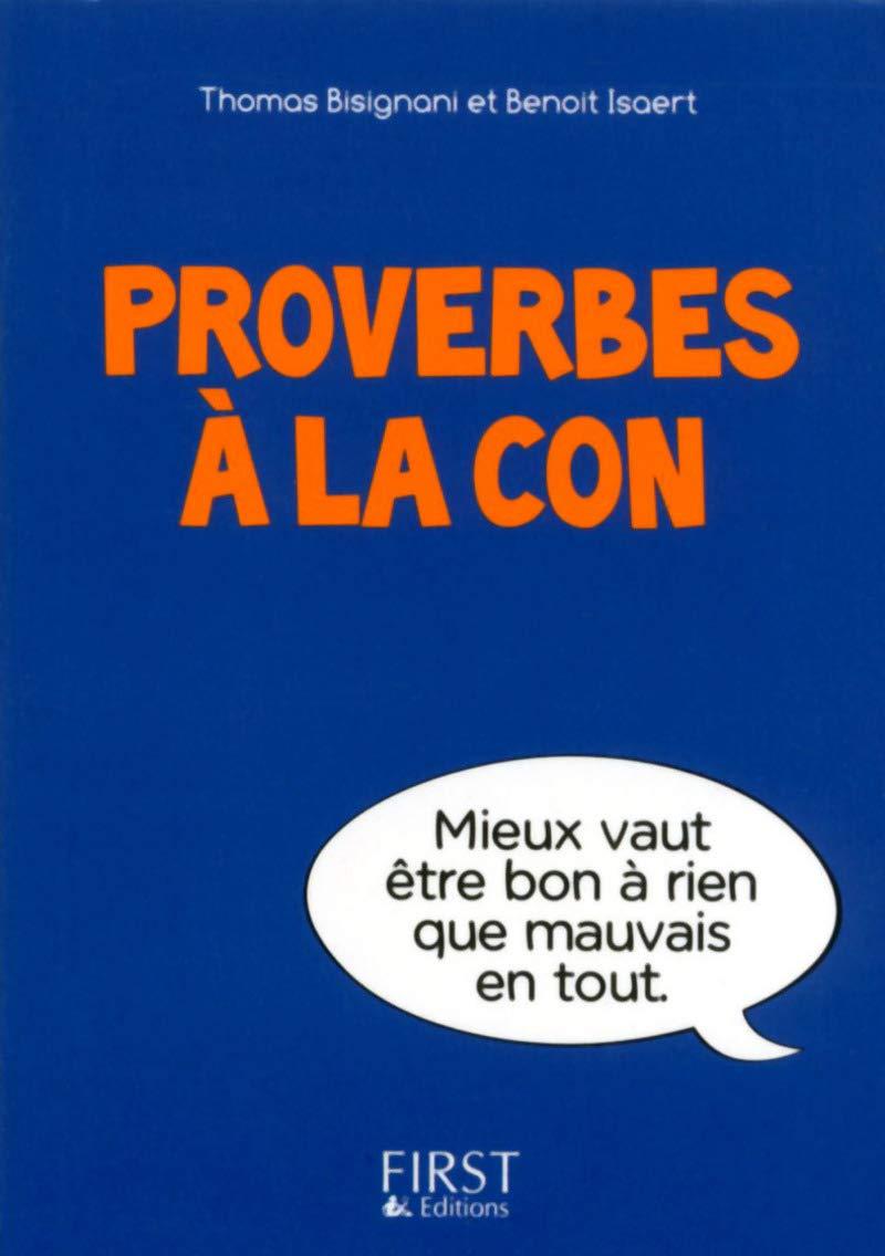 Petit livre de – Proverbes à l…