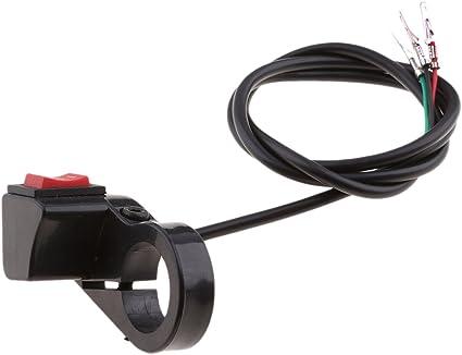 Homyl Lenker 3 Gang Schalter Schalter Elektrisches Fahrrad Roller Schalter Und Relais Auto