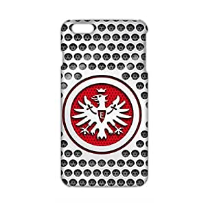 Angl 3D Case Cover eintracht frankfurt logo Phone Case for iPhone6 plus