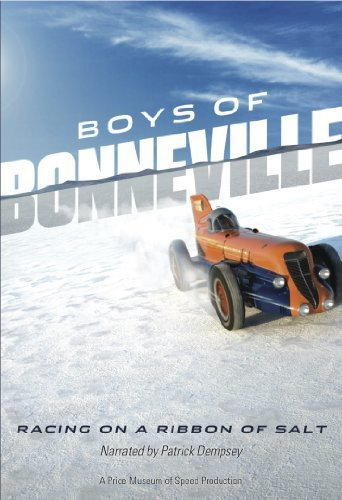 Daisy Salt (Boys of Bonneville: Racing on a Ribbon of Salt)