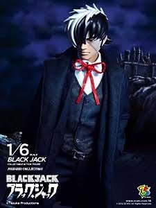 ZCWO Premier Collection Black Jack Premiere Collection Action Figure, 1:6 Scale