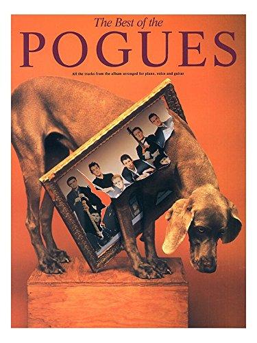The Best Of The Pogues. Partitions pour Piano, Chant et Guitare(Boîtes d'Accord) Music Sales