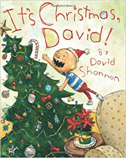 its christmas david david shannon 9780545143110 amazoncom books - Amazon Christmas