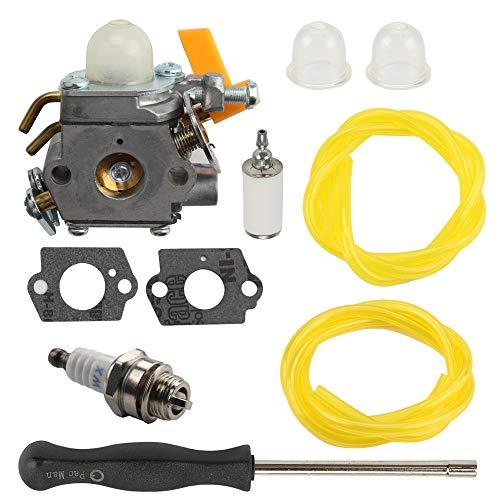 Harbot C1U-H60 Carburetor for Ryobi Homelite 25cc 26cc 30cc String Trimmer Brushcutter Blower 985624001 308054003 985308001 308054013 308054012 308054004 308054008