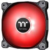 Thermaltake 120mm Pure A12 PWN Case Fan (Single Pack)-Red CL-F109-PL12RE-B