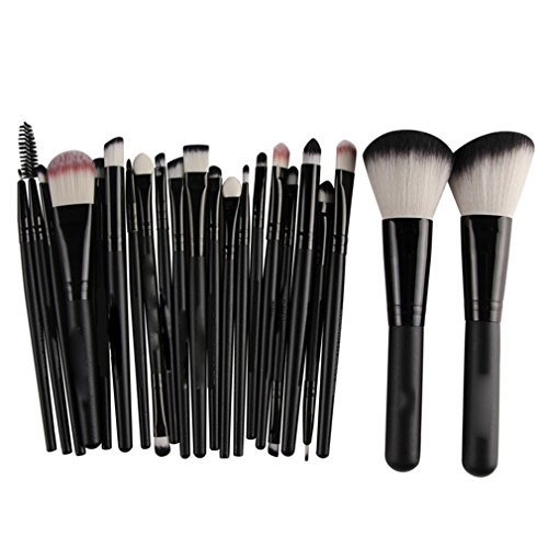 22Pcs Makeup Brushes Set Kit Pro Foundation Powder Eyeshadow