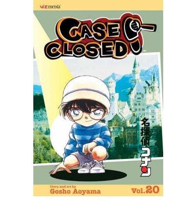 Read Online By Gosho Aoyama - Case Closed, Vol. 20 (2007-12-05) [Paperback] PDF
