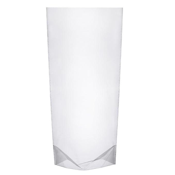 2 opinioni per 100 Pezzi 5.7 da 10 Pollici Sacchetti Trasparenti OPP Sacchetti Plastica