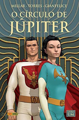 O Círculo De Júpiter - Livro Um