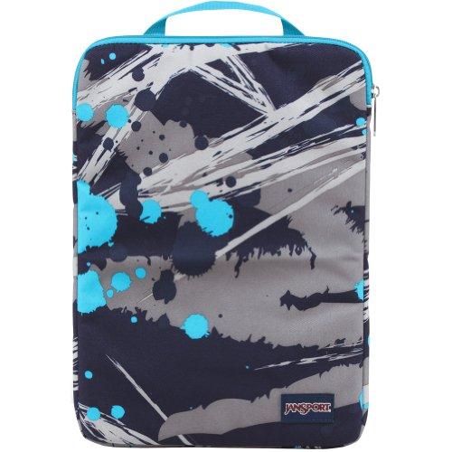 "JanSport 13"" 1.0 Laptop Sleeve Bag - Mammoth Blue Super Spla"