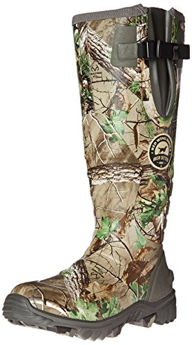 Irish Setter Men's 4882 Rutmaster 2.0 17'' Uninsulated Rubber Boot, Camo, 11 E US by Irish Setter