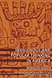 img - for Indigenous and Popular Thinking in Am rica (Latin America Otherwise) book / textbook / text book