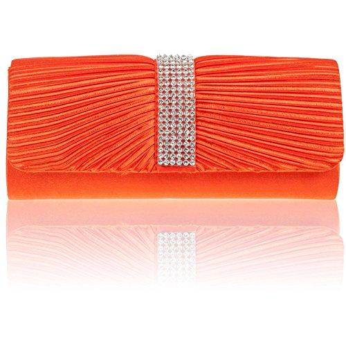 ZARLA - Bolso al hombro para mujer Naranja - naranja
