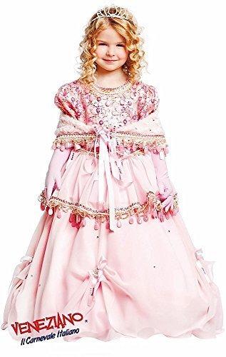 58b17cd25e Amazon.com: Italian Made Prestige Collection Girls Deluxe Pink ...