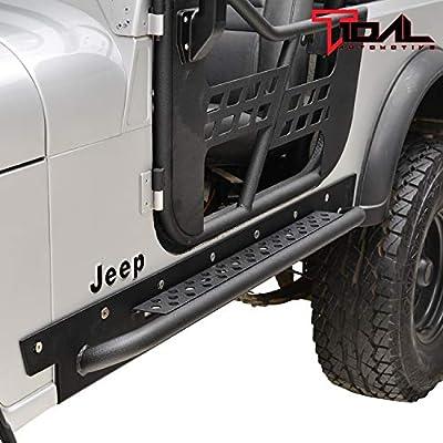Tidal Off-road Jeep Rock Slider//Side Step