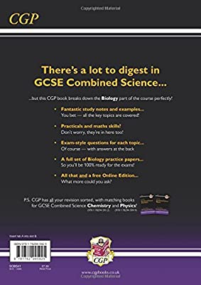 Grade 9-1 GCSE Combined Science: Biology Complete Revision