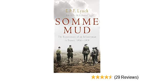 Amazon Somme Mud Ebook E P F Lynch Kindle Store