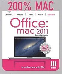 200%MAC£OFFICE MAC - POUR MAC OS X MOUNTAIN