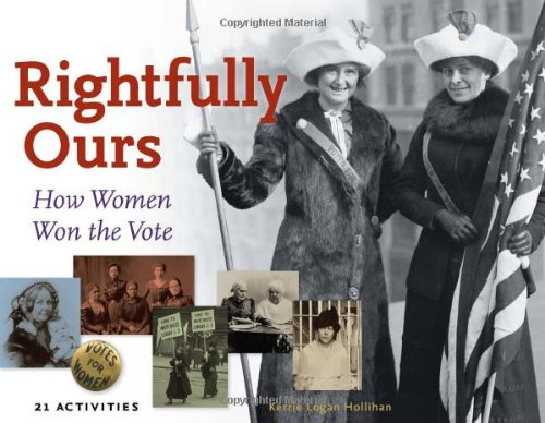 Rightfully Ours Women Vote Activities product image