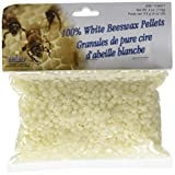 Yaley Beeswax Pellets 4oz-White