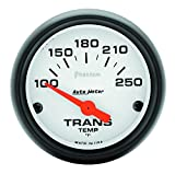 Auto Meter 5757 Phantom Short Sweep Electric Transmission Temperature Gauge