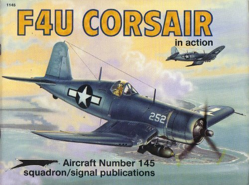 F4U Corsair in Action - Aircraft No. 145