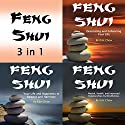 Feng Shui: 3 in 1: Ancient Basics and Techniques for Serenity and Balance Audiobook by Kim Chow Narrated by Scott Clem