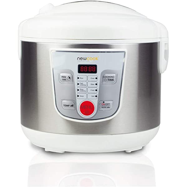 Robot de Cocina Inteligente Superchef CF105S2, 11 funciones de ...