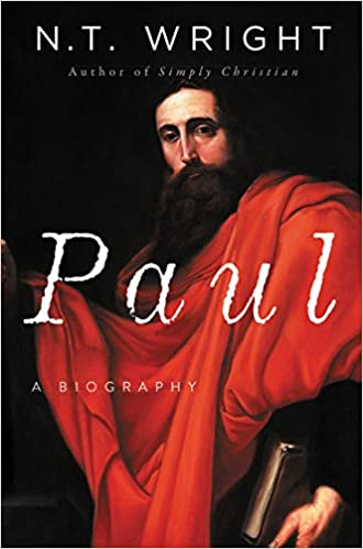 Image result for Paul A Biography N.T Wright