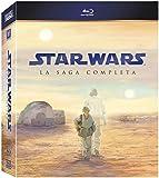 Star Wars Saga Completa (2015) Blu-Ray [Blu-ray]: Amazon