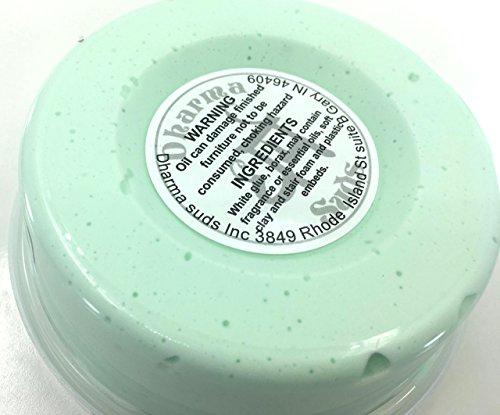 Handmade Slime Cucumber Slushy scented 8 oz container