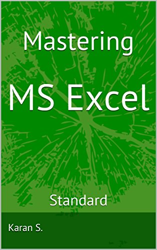 Mastering  MS Excel: Standard