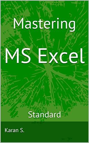 Mastering MS Excel: Standard