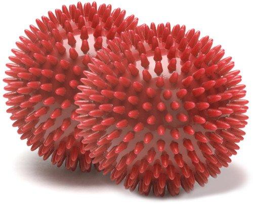 MERRITHEW Massage Ball, Single (Red), 3.5 inch / 10 cm