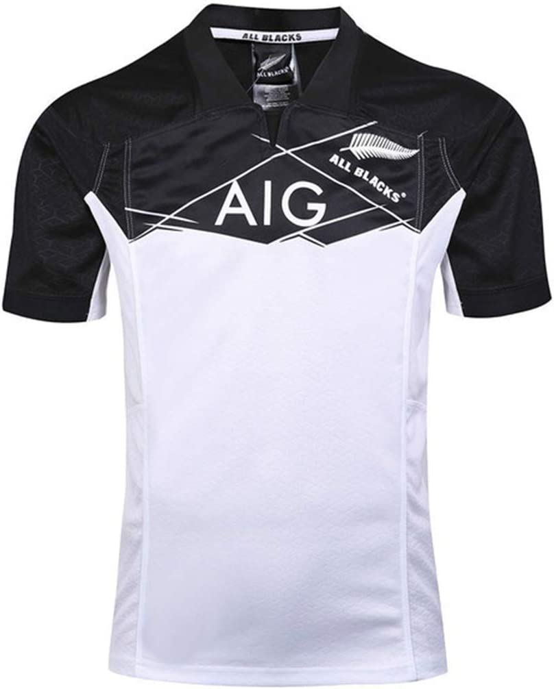 K-Flame The New Zealand All Blacks Rugby Jerseys Fans Supporter ...