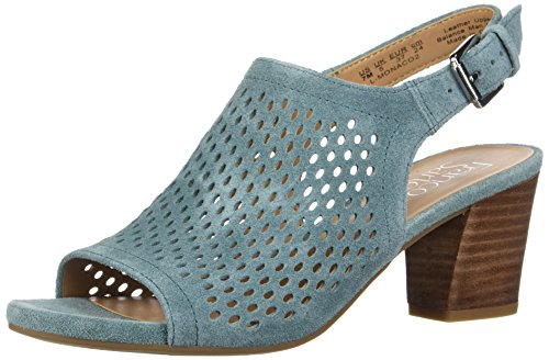 Franco Sarto Women L-monaco2 Dress Sandal Storm