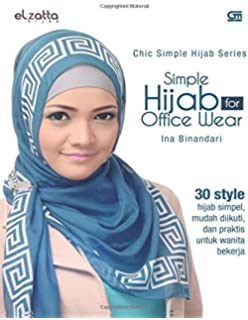 Chic Simple Hijab Series Simple Hijab for Office Wear