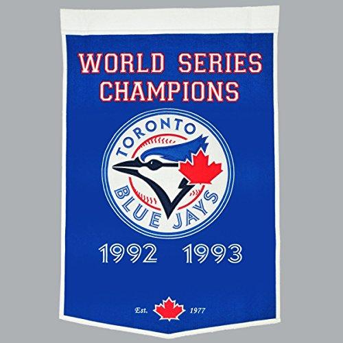 Winning Streak MLB Toronto Blue Jays Mens Toronto Jays Banner, Large
