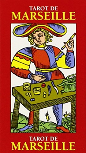 Tarot of Marseille Mini (English and Spanish Edition)