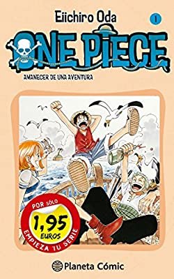 One Piece nº1 especial, edición limitada PROMO MANGA: Amazon.es ...